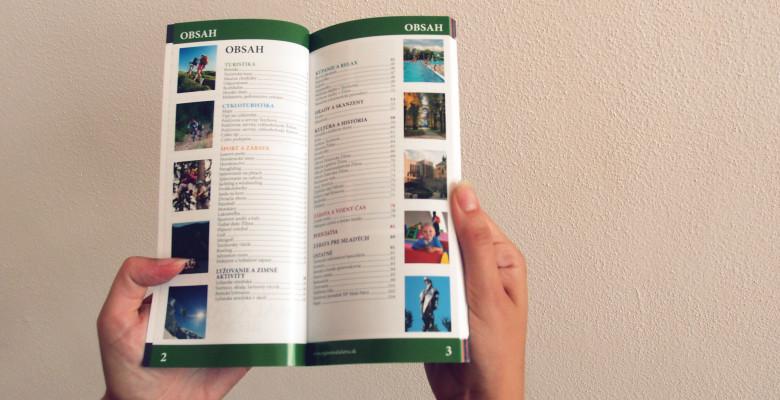 0e2db3acb Pre Oblastnú organizácia cestovného ruchu MALÁ FATRA sme graficky  pripravili brožúry, kde nájdete všetko ohľadom cestovneho ruchu v Malej  Fatre a jej okolí.