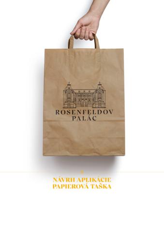 reklamná taška papierová