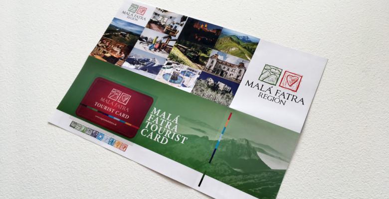 d0e29492e Oblastná organizácia cestovného ruchu Malá Fatra pripravila pre svojich  hostí regionálnu kartu zliav – Malá Fatra tourist card.