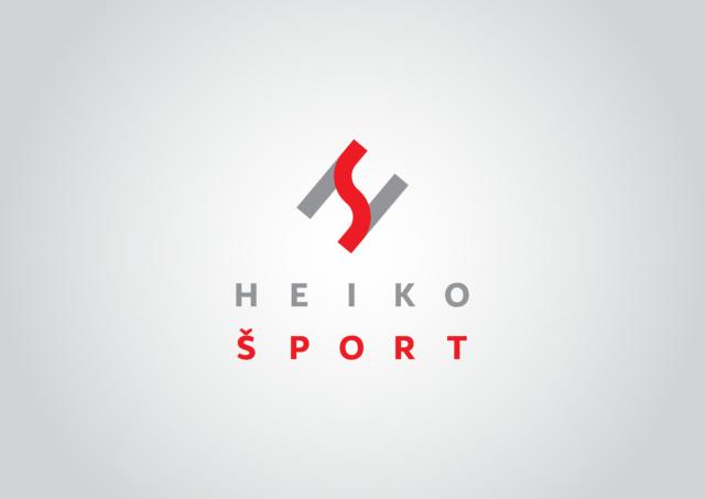 logotyp heiko sport