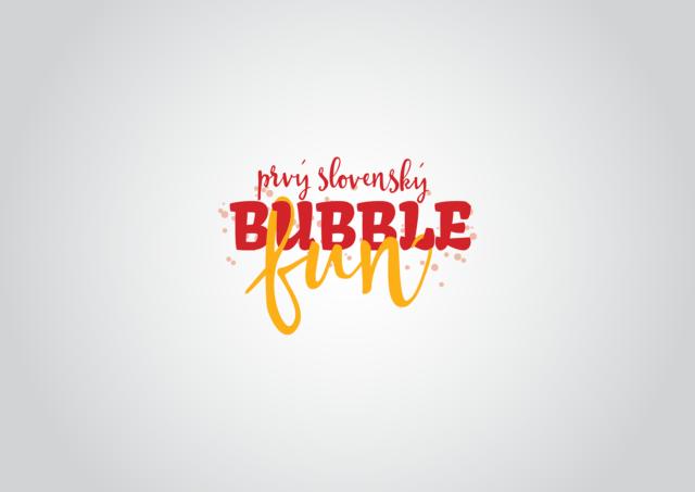 logotyp bubble fun