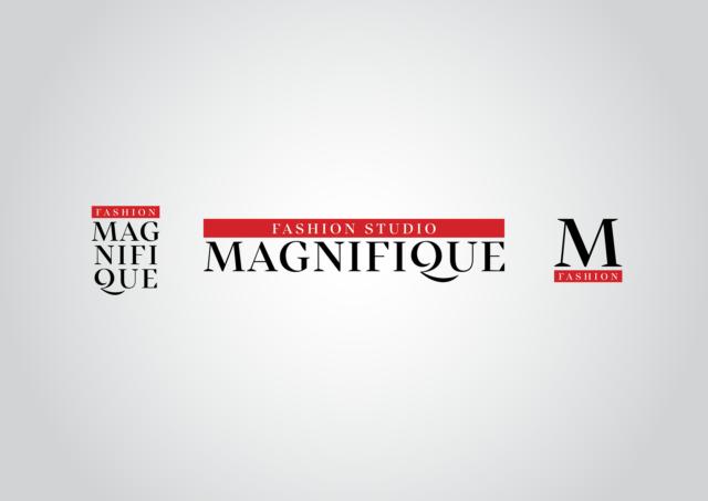 logotyp fashion studio magnifique