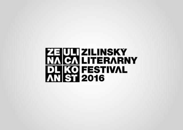 logotyp žilinský literárny festival 2016