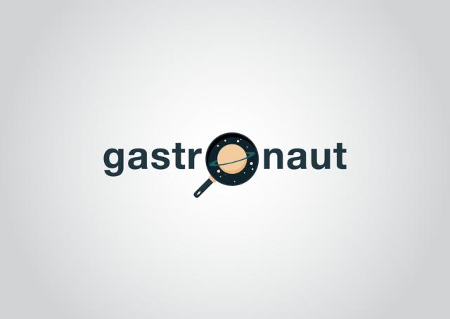 logotyp gastronaut