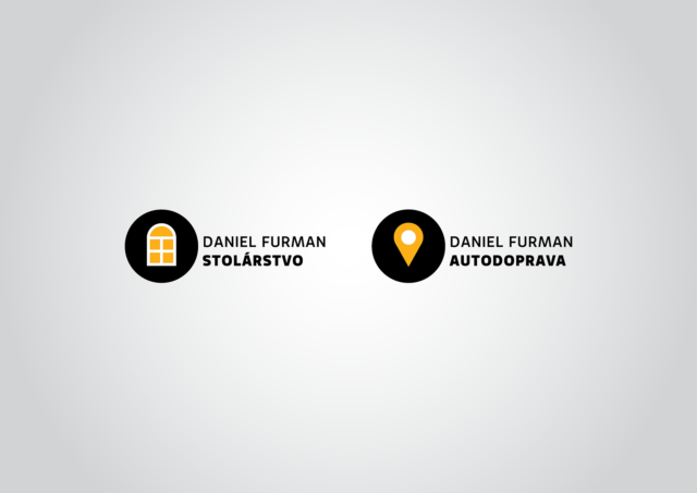 logotyp daniel furman