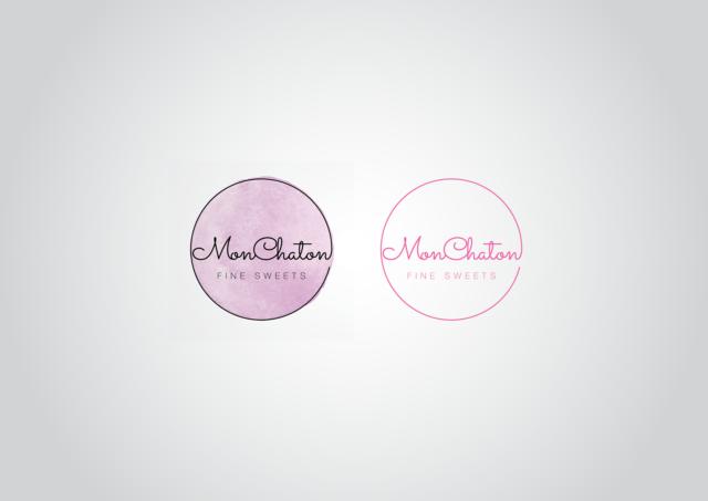 logotyp mon chalon fine sweets