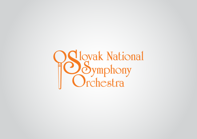 logotyp slovak national symphony