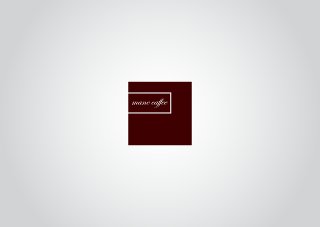 logotyp caffee mane
